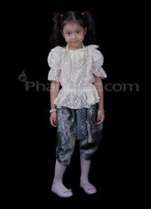 ชุดไทย ร.5 (เด็กหญิง)